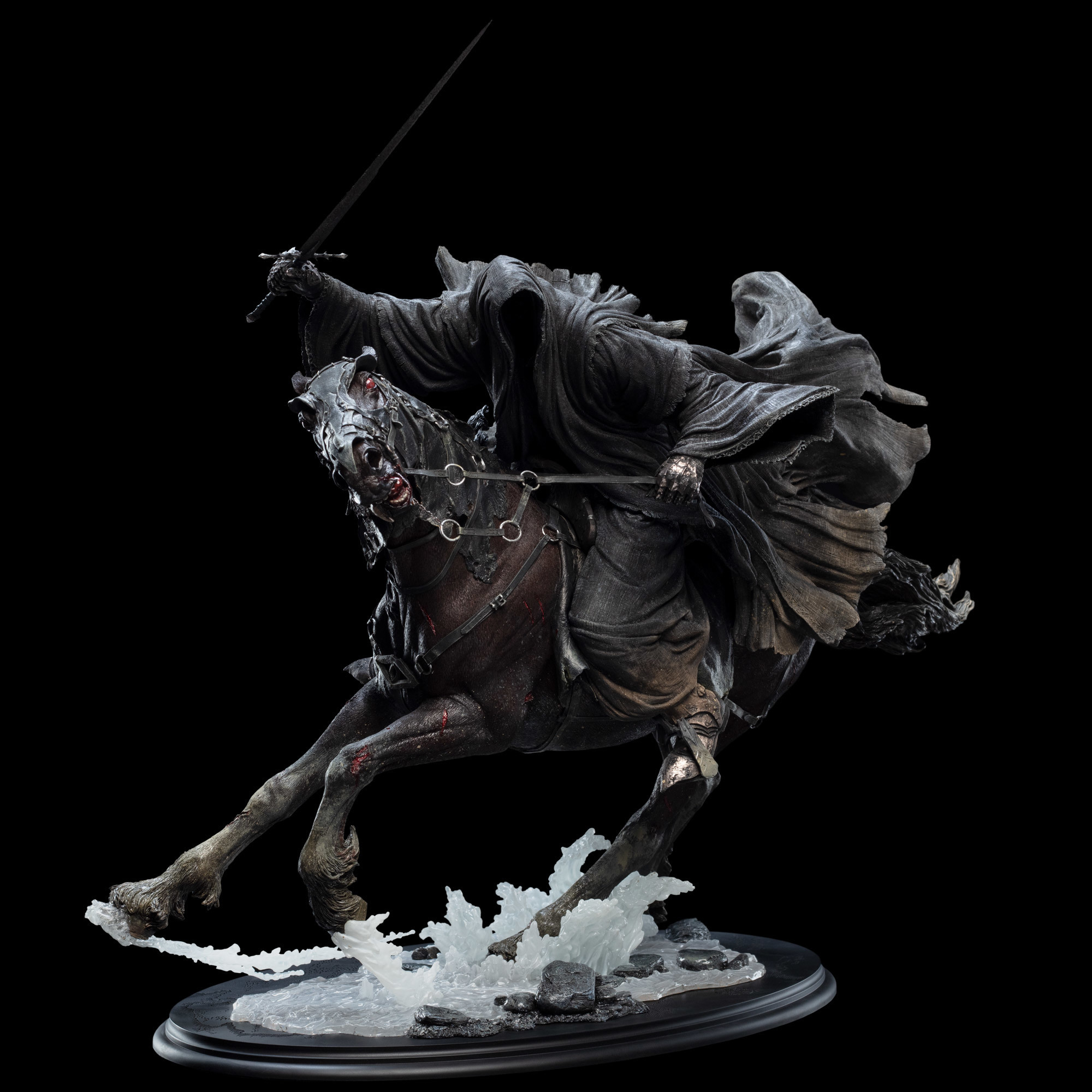 Lord of the Rings: Ringwraith at the Ford 1:6 Scale Statue - Weta